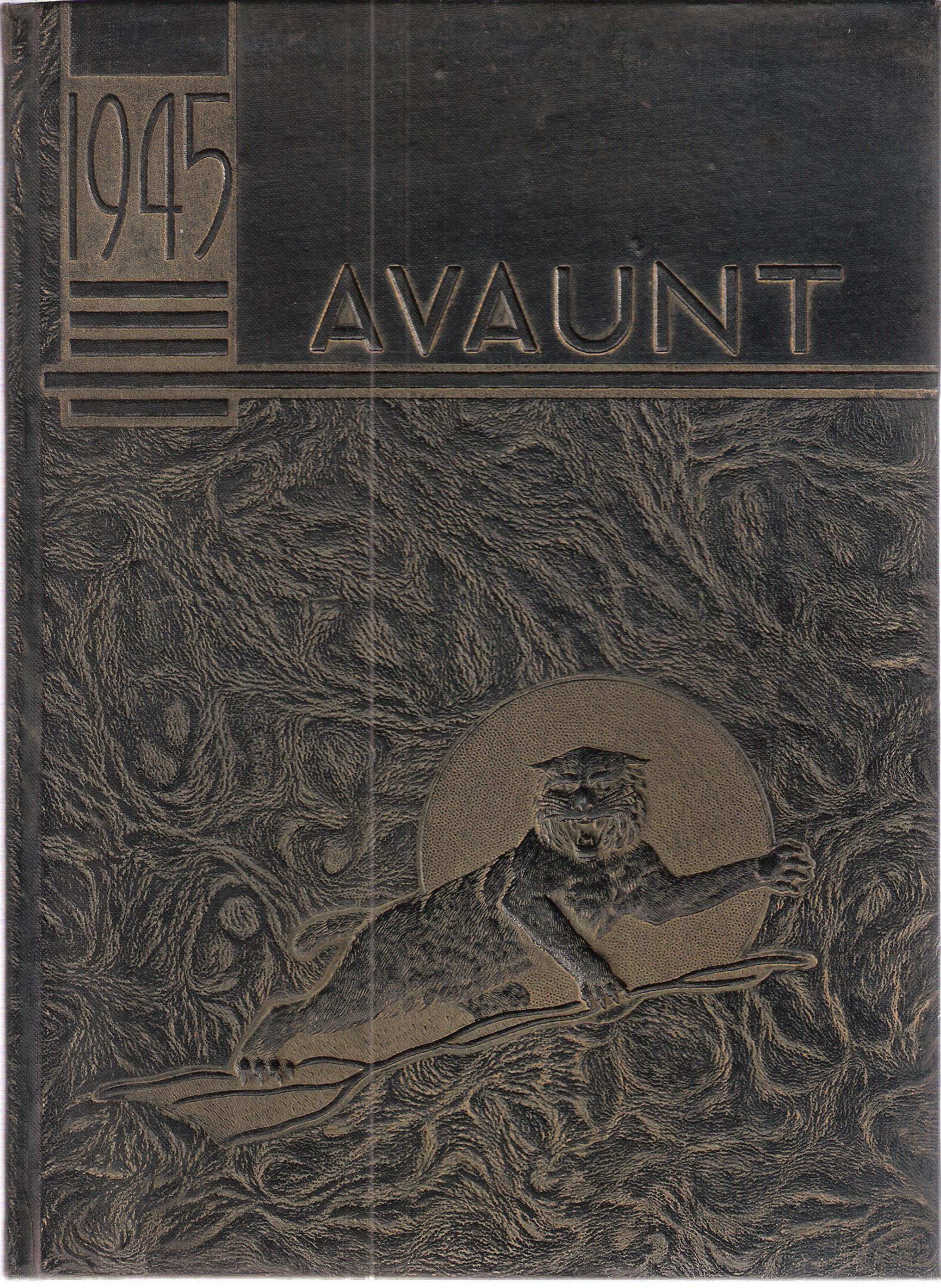 1945 Avaunt cover